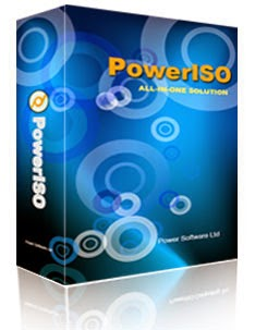 Power ISO v.6.1 Terbaru