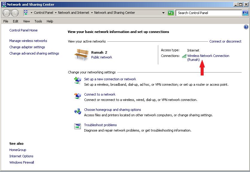 Cara Mengatasi Lupa Wifi Password