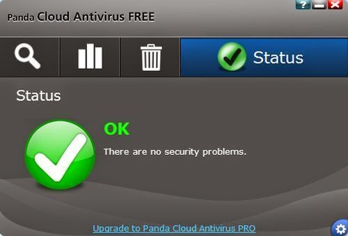Antivirus Gratis Terbaik Panda Cloud Antivirus