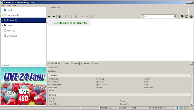free download µtorrent offline installer