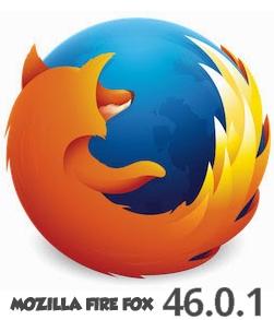 Download Mozilla Firefox Terbaru 46.0.1 Offline Installer