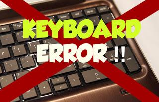 Tips Memperbaiki Keyboard Laptop Tidak Berfungsi