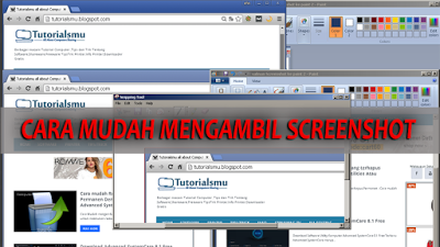 Tips Screenshot gambar di laptop