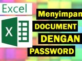 Cara-meyimpan-document-excel-menggunakan-password