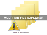 softwareMultitabFileExplorerWindows